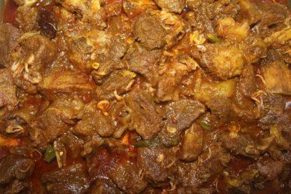 beef rezala desh catering