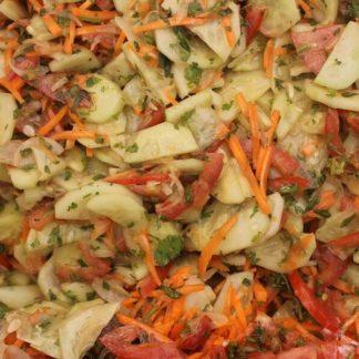 mixed salad desh catering