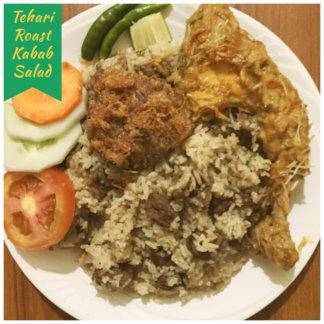 beef tehari chicken roast jali kabab salad desh catering service provider dhaka